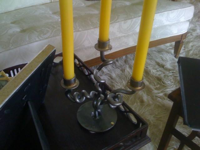 Candlestick Holder